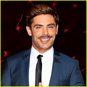 Zac Efron Shows Off His New Hairstyle & It's A Mini Mullet!