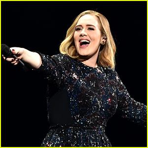Adele's Bestie Alan Carr Has Heard Some of Her New Album: 'It's So Amazing'