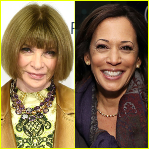 Anna Wintour Responds to VP Elect Kamala Harris' 'Vogue' Cover Controversy