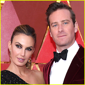 See What Armie Hammer's Ex Elizabeth Chambers Was Doing As Those Alleged Leaked DMs Went Viral
