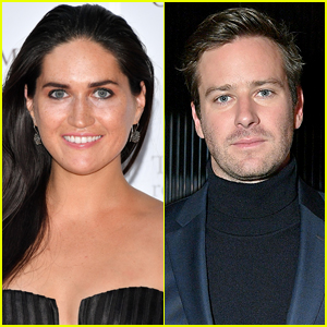 Writer Jessica Ciencin Henriquez, Who Was Once Linked to Armie Hammer, Says Those Leaked DMs Are Real