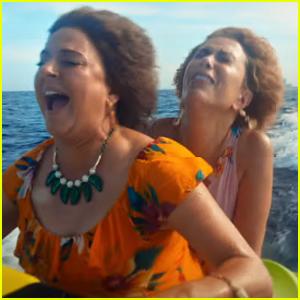 Kristen Wiig & Annie Mumolo Star in 'Barb & Star Go to Vista Del Mar' - Watch the Funny Trailer!