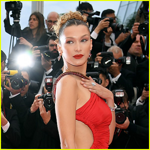 Bella Hadid Opens Up About Taking a Break From Social Media