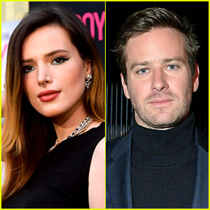 Bella Thorne Defends Armie Hammer, Says There's 'No Way' He's a Cannibal