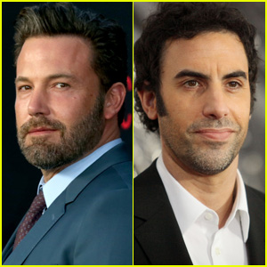 Ben Affleck & Sacha Baron Cohen Discuss Being Naked on Camera & Genitalia Size
