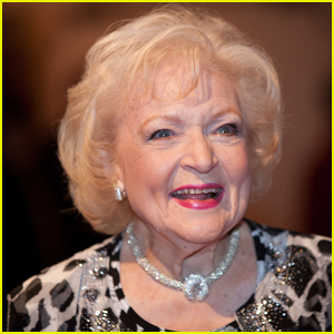 Betty White Jokes About How She'll Be Celebrating Her 99th Birthday!