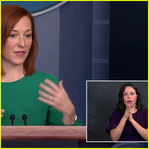 President Biden Will Have Sign Language Interpreters During Press Briefings After Trump Refused