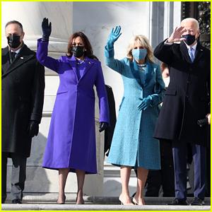 Joe Biden & Kamala Harris' Secret Service Code Names Have Been Revealed