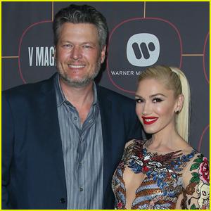 Blake Shelton Plans on Losing 10 Pounds Before Wedding to Gwen Stefani