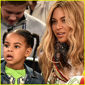 A Video of Blue Ivy Carter in Her Dance Class Has Gone Viral!