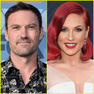 Brian Austin Green Reveals How He Was Set Up with Sharna Burgess