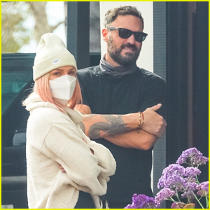 Brian Austin Green & Sharna Burgess Couple Up for Afternoon of Errands