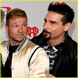 Backstreet Boys Fans Think a Feud is Brewing Between Kevin Richardson & Brian Littrell