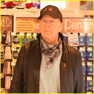 Bruce Willis Kicked Out of Store for Refusing to Wear a Mask (Report)
