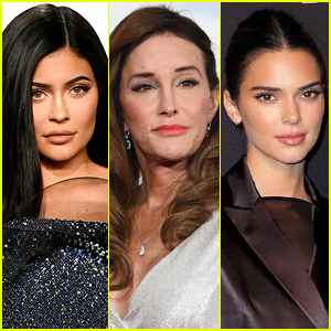 Caitlyn Jenner Reveals If She's Closer with Kendall or Kylie Jenner
