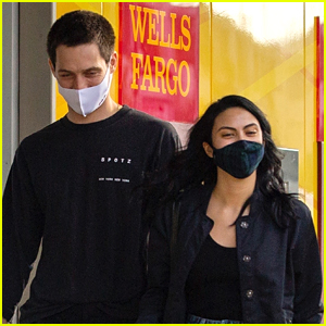 Camila Mendes Is All Smiles While Out With Boyfriend Grayson Vaughan