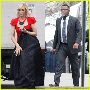 Cate Blanchett & Tyler Perry Film Scenes for 'Don't Look Up' - See the First Set Pics!