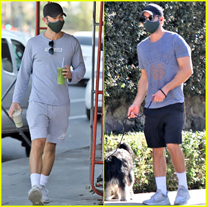 See Chace Crawford's Latest Candid Photos While Out in L.A.