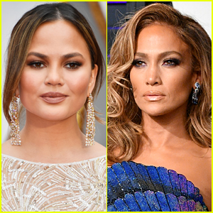 Chrissy Teigen Spots Inauguration Performer Jennifer Lopez Heading to the Big Event!