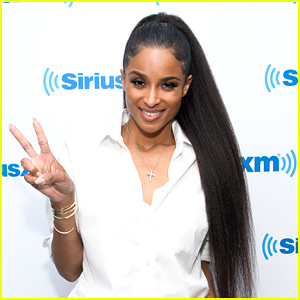 Ciara Shows Off Hot Pink Hair While Revealing Latest Weight Loss Achievement