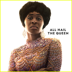 Cynthia Erivo Shares the 'Genius: Aretha' Artwork on Her Birthday!