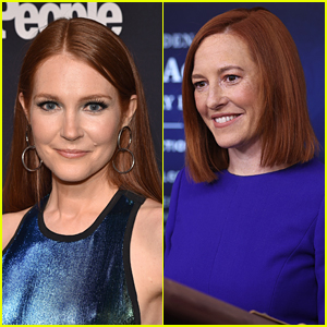 Darby Stanchfield Has Advice For Press Secretary Jen Psaki After Fans See Comparisons To Scandal's Abby Whelan