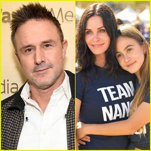 David Arquette Explains Why He Believes He Owes Daughter Coco an Apology