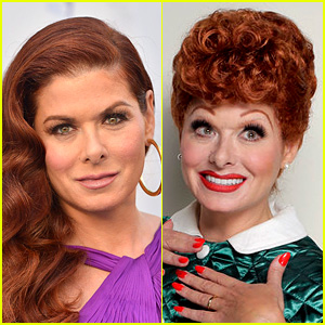 Debra Messing Reacts to Nicole Kidman Playing Lucille Ball, Campaigns for the Role