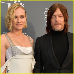 Diane Kruger Shares Sultry Photo in Honor of Norman Reedus' Birthday!