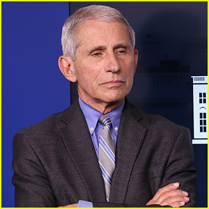 Dr. Anthony Fauci Reveals He