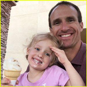 Drew Brees' Wife & Kids - See Cute Family Photos!