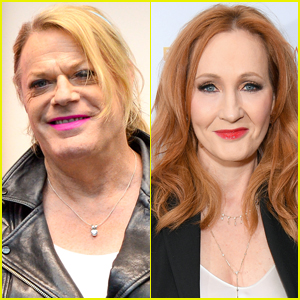 Eddie Izzard Defends JK Rowling, Says She Doesn't Think the Author is Transphobic