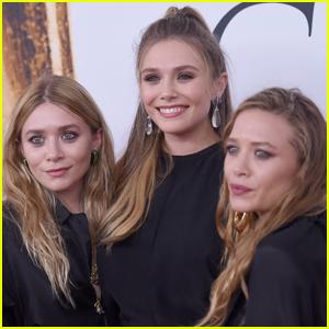 Elizabeth Olsen Talks Sisters' Style & Visiting the 'Full House' Set