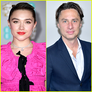 Zach Braff Calls Girlfriend Florence Pugh 'The Most Fun Person I Know' In Sweet Birthday Tribute