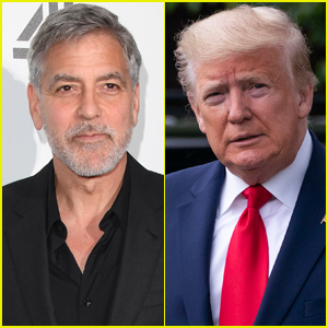 George Clooney Says Trump Family Will 'Forever Be Associated with Insurrection' After Capitol Riots