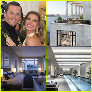 Look Inside Tom Brady & Gisele Bundchen's NYC Apartment, Which Just Sold for $36.8 Million