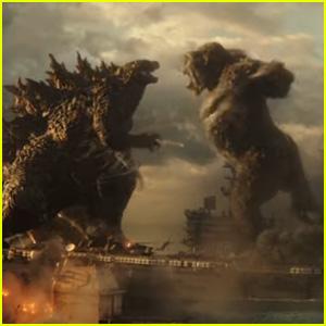 Watch the Intense Trailer for 'Godzilla Vs. Kong'!