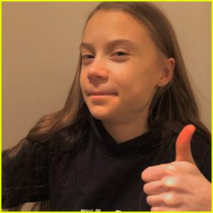 Greta Thunberg Celebrates 18th Birthday With a Hilarious Message