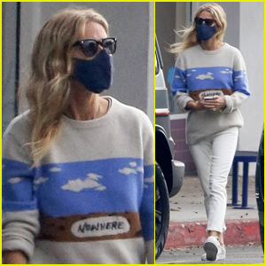 Gwyneth Paltrow Wears 'Nowhere' Sweater While Out Shopping in Santa Monica