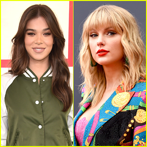 Hailee Steinfeld Reacts to The Theory Taylor Swift's Album Is Inspired By Emily Dickinson