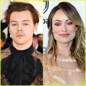 Harry Styles & Olivia Wilde Hold Hands at His Manager's Wedding in New Photos, Have Dated for 'A Few Weeks'