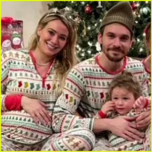 Hilary Duff Shared Over 50 Photos from the Holidays After Taking a Social Media Break!