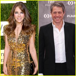 Hugh Grant Jokingly Offers Ex-Girlfriend Elizabeth Hurley a Role in 'Paddington 3'