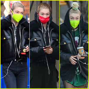 Euphoria's Hunter Schafer Spotted All Over New York City with Her Wired Earphones