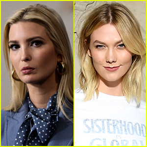 Here's How Ivanka Trump Reportedly Reacted to Karlie Kloss' Tweets About Her