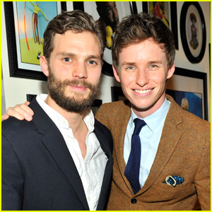 Former Roomies Jamie Dornan & Eddie Redmayne Laugh About Living Together & Their Failed Auditions