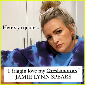 Jamie Lynn Spears Clarifies How Her Cats Died, Denies Her Tesla Was at Fault