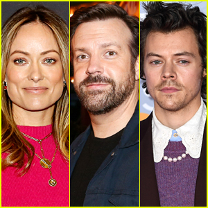 It's 'Highly Unlikely' Jason Sudeikis Was 'Blind-Sided' By Olivia Wilde & Harry Styles Photos