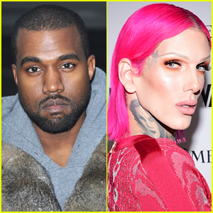 Jeffree Star Reacts to Unsubstantiated, Fan-Fueled Rumor That He's Hooking Up with Kanye West