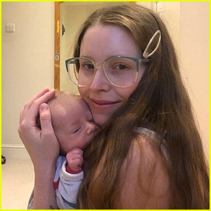 Harry Potter's Jessie Cave Reveals Three-Month-Old Son Is Hospitalized with COVID-19